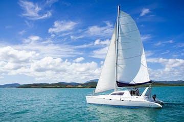 Bellaventuras private catamaran