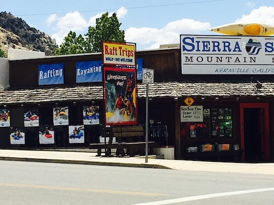 Sierra South Mountain Sports Store Street view