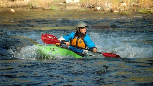 Kayak Rafting Tours California