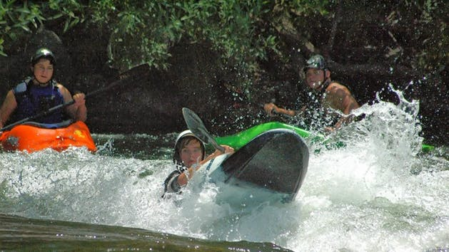Rent Kayaks California