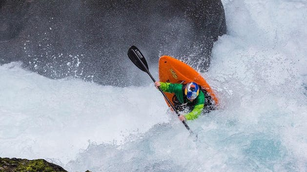 The 23 year old from Kernville, CA is known as one of the smoothest and most technically sound paddlers in the world. Evan bursted onto the scene of professional kayaking in 2016 and since then has accomplished an absurd amount of the hardest whitewater achievements. He is beyond excited to bring you all to his home river and give you the tools needed to take your kayaking to the next level. Instagram: @evannmoore