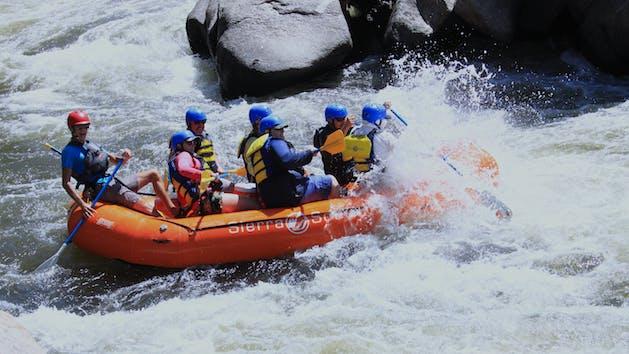 Sierra South Lower Kern River Class lll
