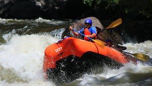 Lower Kern River Big 5 Rafting