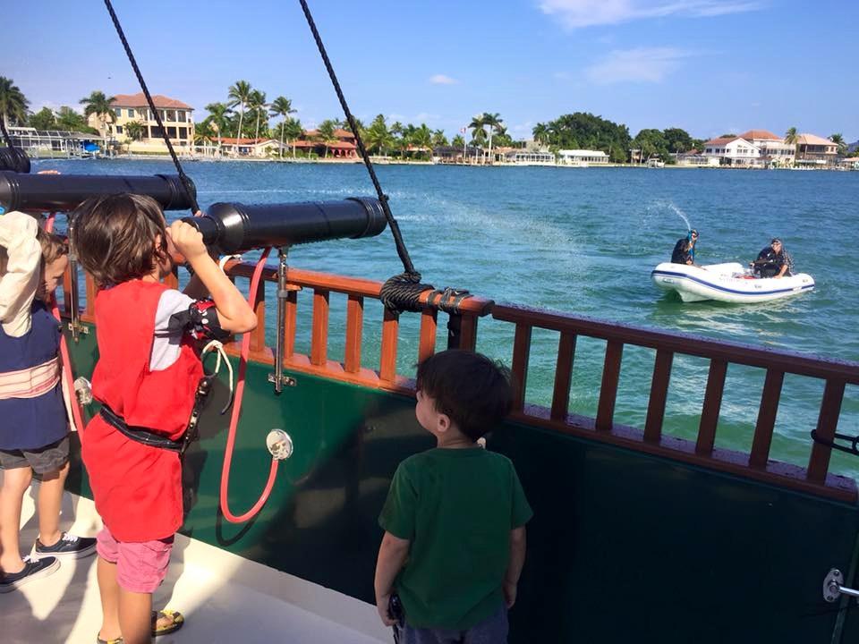 Kids Cruise Marco Island