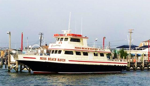 Miss Beach Haven Fishing Boat