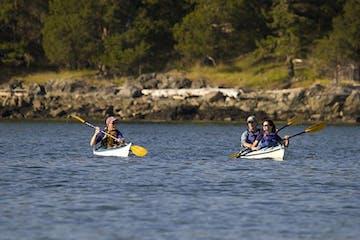 3 Hour Kayak Tour - Deer Harbor