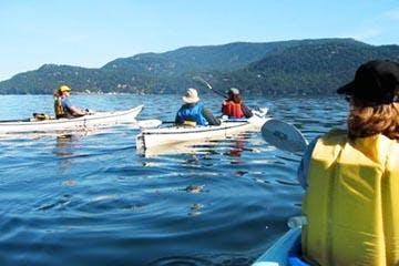3 Hour Kayak Tour – Rosario