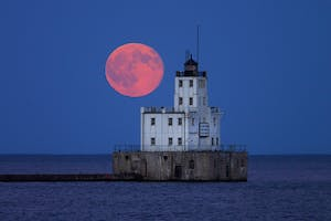 Milwaukee Full Moon