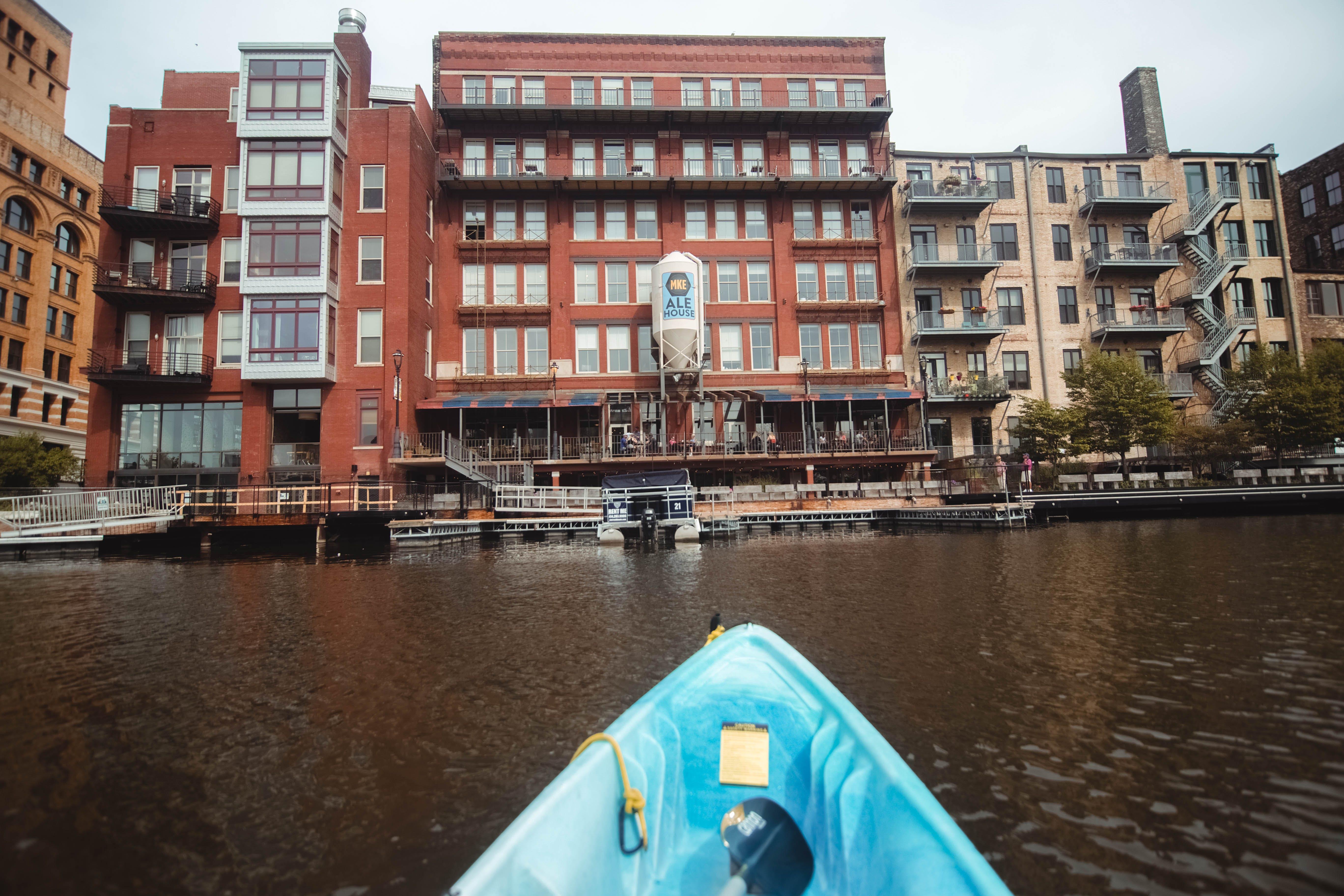 Milwaukee Kayaking
