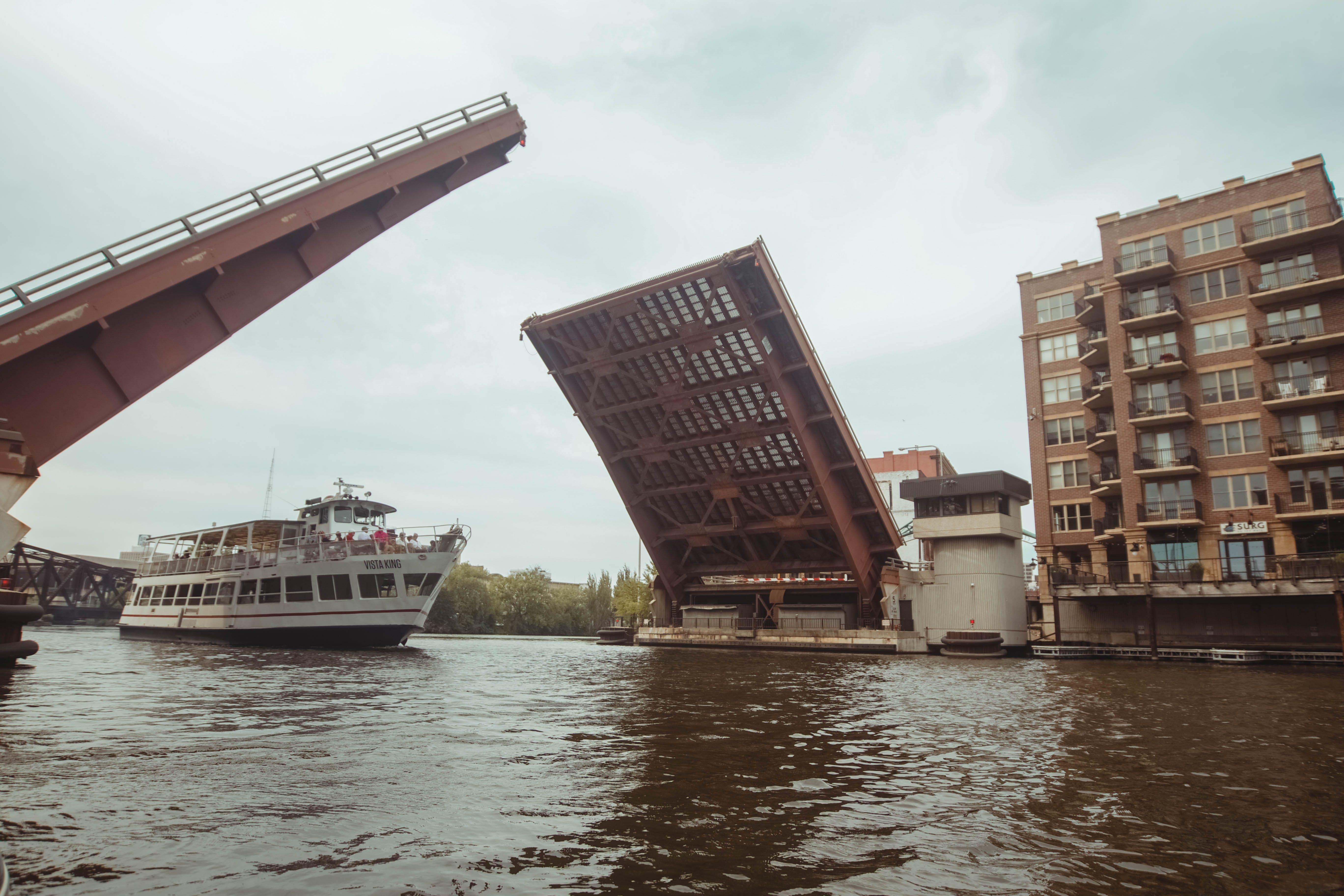 Milwaukee River Kayaking