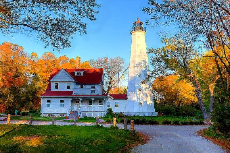 Milwaukee Lighthouses _ Kayak Tours