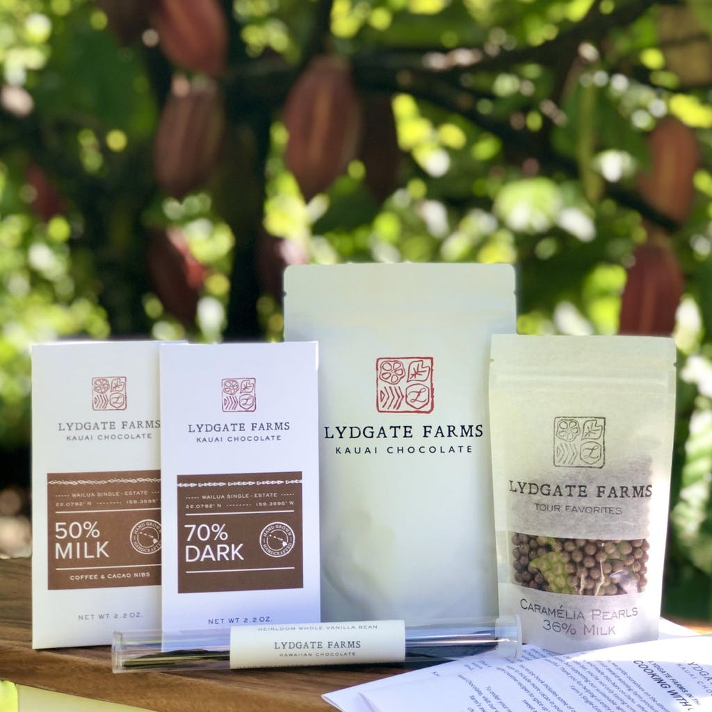Lydgate Farms Gifts for Hawaiian Chocolate Lover's