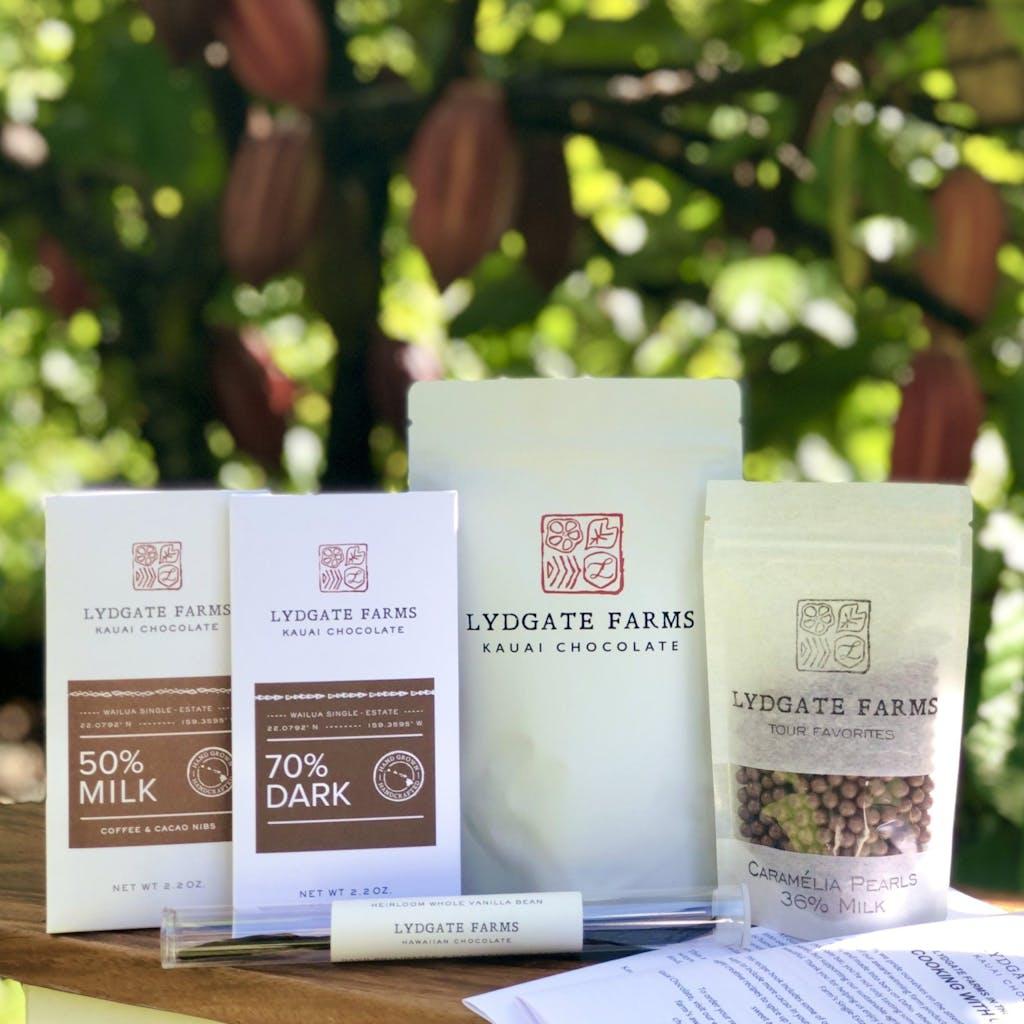 Lydgate Farms Kauai Chocolate Subscription Box