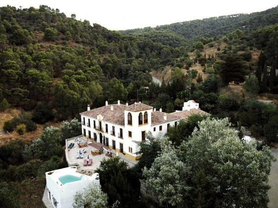 hotel in Malaga