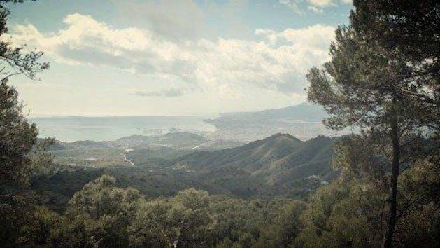 Malaga Natural Park 10km