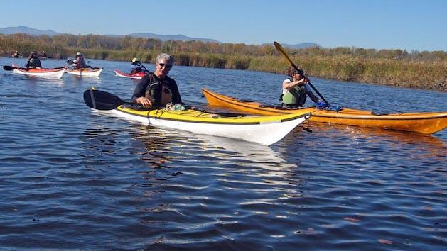 Catskill Kayaking