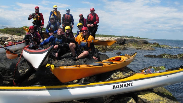 Expert Center | Atlantic Kayak Tours