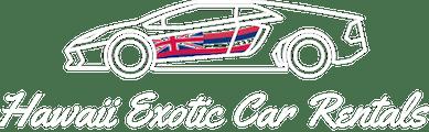Hawaii Exotic Car Rentals