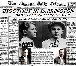 untouchables chicago daily tribune