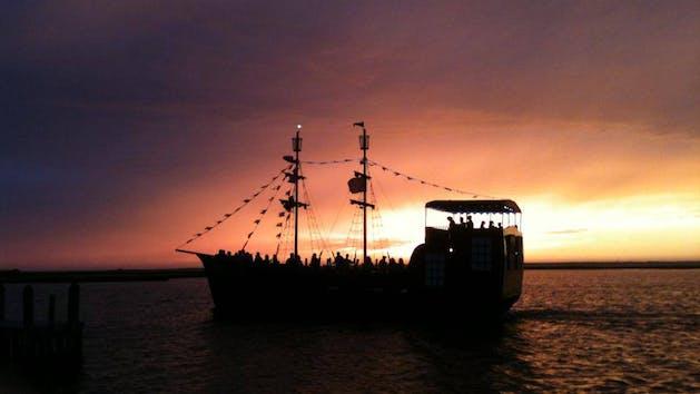 marco island pirate cruise