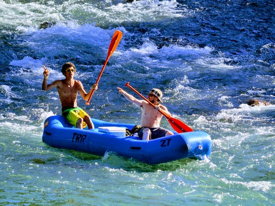 Truckee River Raft Company | Lake Tahoe Rafting on Truckee River