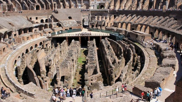 Colosseum & Ancient Rome