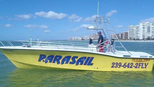 Parasailing Marco Island