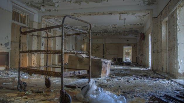 Kentsworth Sanitarium Madison Heights Escape Room Zone