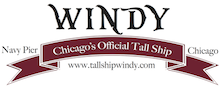 Chicago Boat Tours on Tall Ship Windy | Navy Pier, Chicago