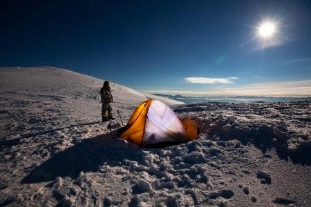 staying warm in alaska