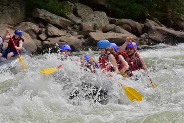 Rafting in Ohiopyle | White Water Adventurers