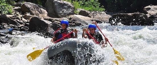 Learn to kayak pennsylvania
