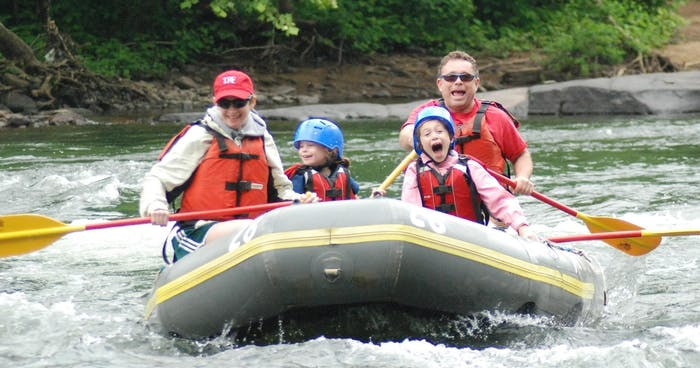 ohiopyle pa white water rafting