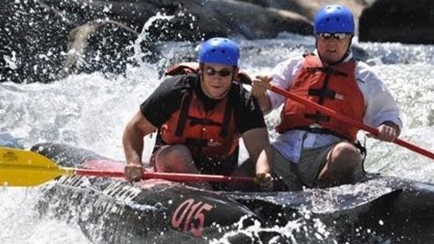 Lower Yough Raft Rentals | White Water Adventures