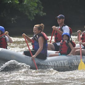 Middle Yough Rafting Trips | White Water Adventurers