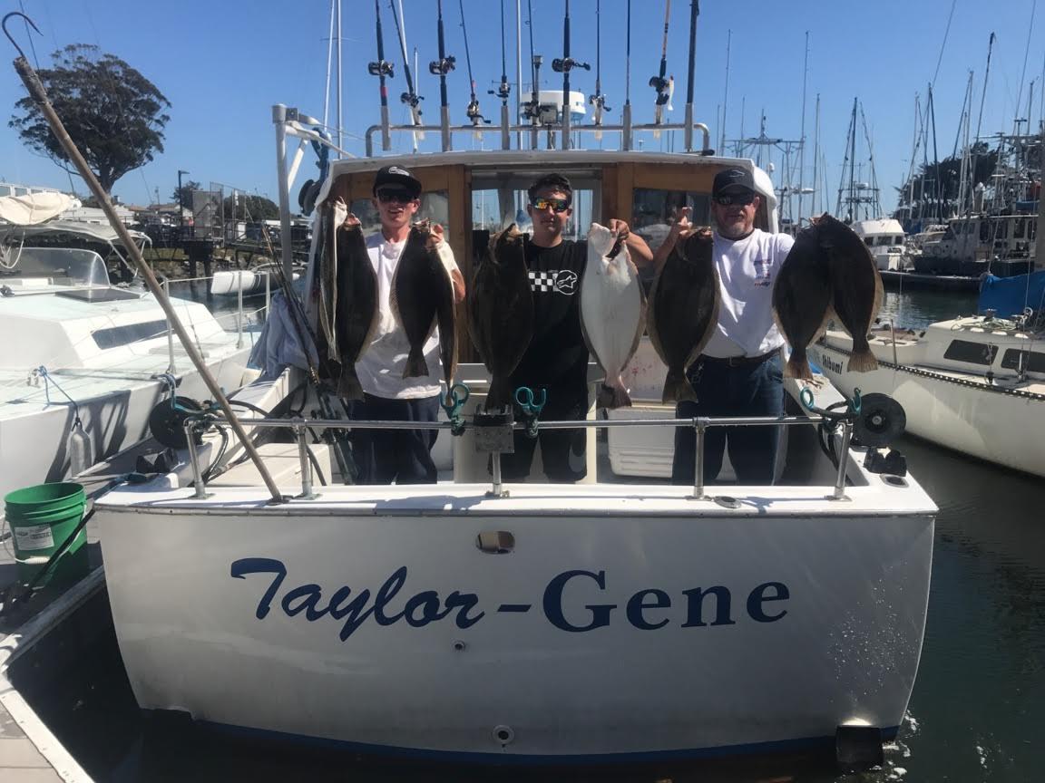 Marshall group with halibut