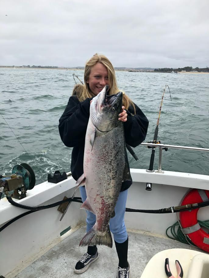 Taylor w salmon