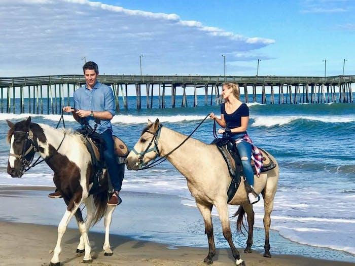 Virginia Beach Outer Banks Obx Horseback