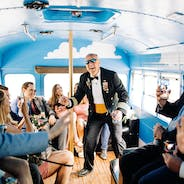 Everything About The Turtle Buses Is A Group Event We Want To Enhance Your Vail Valley Vacation By Allowing Entire Party Travel Together In
