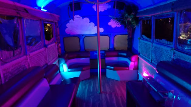 Party Bus Denver To Red Rocks