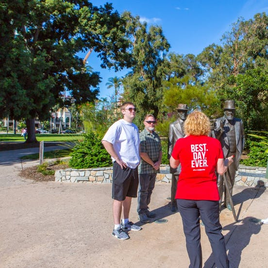 Balboa-Park-Statues
