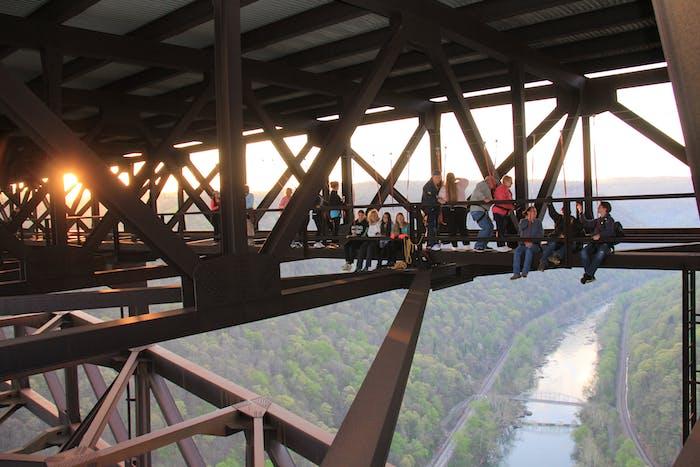 New River Gorge Bridge Facts & History   Bridge Walk