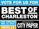 Charleston City Paper best of Charleston badge