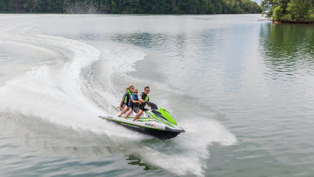 One Hour Jet Ski Rental