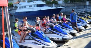Two Hour - Jet Ski Dolphin Watch Tour