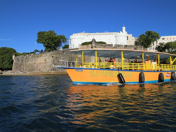 Old-San-Juan-Boat-Tours