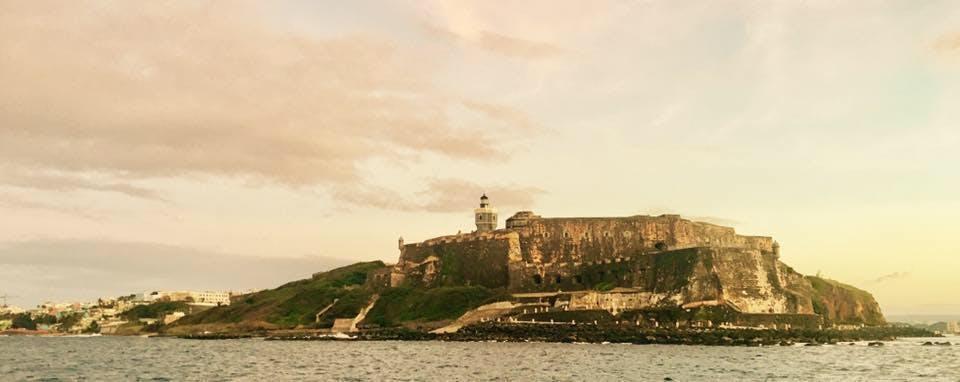 Old San Juan Sunset Tour San Juan Water Tours