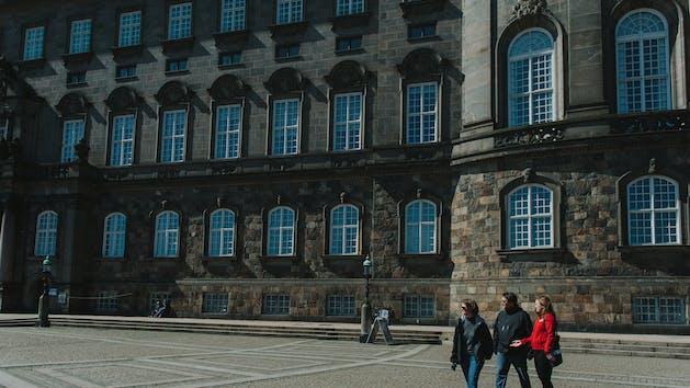 Sightseeing Tour Copenhagen