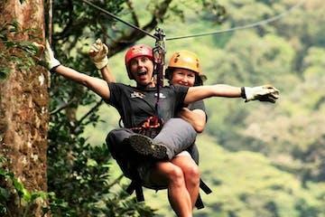 Canopy Zipliners
