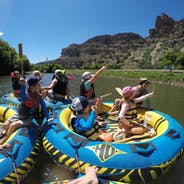 Turtle Tubing | Tubing on the Colorado River in Vail Valley